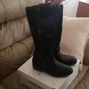 Report Footwear riding boots